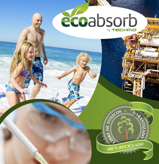 ecoabsorb - absorbente ecologico industrial