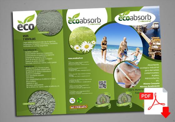 Tríptico Ecoabsorb