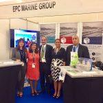 Exposicion Ferial del International Bunkering Forum 2016 en Panamá