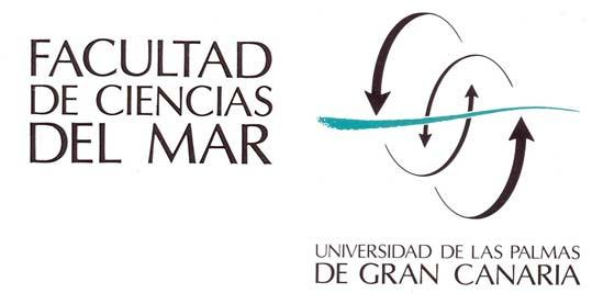 Logo Facultad Ciencias del Mar de la Universidad de Las Palmas