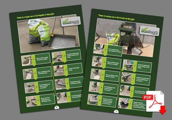 folleto herramientas ecoabsorb